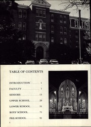 Page 6, 1964 Edition, Summit Country Day School - Rostrum Yearbook (Cincinnati, OH) online yearbook collection