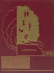 Page 1, 1951 Edition, Wayne High School - Anthonian Yearbook (Good Hope, OH) online yearbook collection