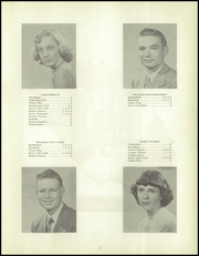 Page 11, 1951 Edition, Wayne High School - Anthonian Yearbook (Good Hope, OH) online yearbook collection