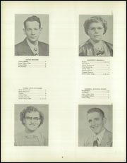 Page 12, 1951 Edition, Wayne High School - Anthonian Yearbook (Good Hope, OH) online yearbook collection