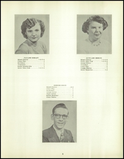 Page 13, 1951 Edition, Wayne High School - Anthonian Yearbook (Good Hope, OH) online yearbook collection