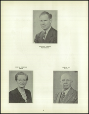 Page 8, 1951 Edition, Wayne High School - Anthonian Yearbook (Good Hope, OH) online yearbook collection