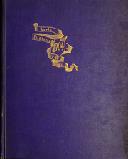 1904 Edition, Flora Stone Mather College - Polychronicon Yearbook (Cleveland, OH)