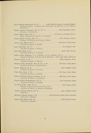 Page 17, 1920 Edition, Flora Stone Mather College - Polychronicon Yearbook (Cleveland, OH) online yearbook collection