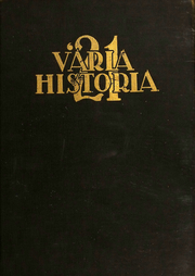 Flora Stone Mather College - Polychronicon Yearbook (Cleveland, OH) online yearbook collection, 1921 Edition, Page 1