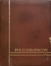 Flora Stone Mather College - Polychronicon Yearbook (Cleveland, OH) online yearbook collection, 1946 Edition, Page 1