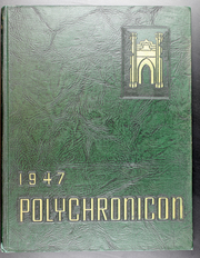 Flora Stone Mather College - Polychronicon Yearbook (Cleveland, OH) online yearbook collection, 1947 Edition, Page 1
