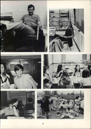 Page 11, 1975 Edition, Anderson Middle School - Yearbook (Cincinnati, OH) online yearbook collection