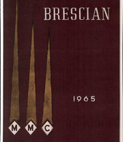 1965 Edition, Mary Manse College - Brescian Yearbook (Toledo, OH)