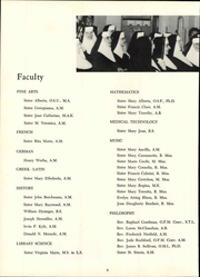 Page 10, 1965 Edition, Mary Manse College - Brescian Yearbook (Toledo, OH) online yearbook collection