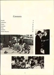 Page 7, 1965 Edition, Mary Manse College - Brescian Yearbook (Toledo, OH) online yearbook collection