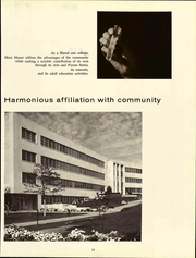 Page 17, 1966 Edition, Mary Manse College - Brescian Yearbook (Toledo, OH) online yearbook collection