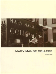Page 7, 1966 Edition, Mary Manse College - Brescian Yearbook (Toledo, OH) online yearbook collection