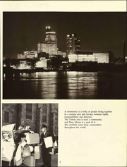 Page 9, 1966 Edition, Mary Manse College - Brescian Yearbook (Toledo, OH) online yearbook collection