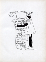 Page 8, 1902 Edition, Franklin and Marshall College - Oriflamme Yearbook (Lancaster, PA) online yearbook collection