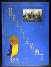 Franklin and Marshall College - Oriflamme Yearbook (Lancaster, PA) online yearbook collection, 1911 Edition, Page 1