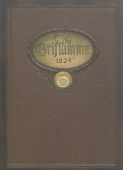 Franklin and Marshall College - Oriflamme Yearbook (Lancaster, PA) online yearbook collection, 1924 Edition, Page 1