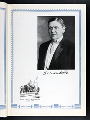 Page 9, 1932 Edition, Franklin and Marshall College - Oriflamme Yearbook (Lancaster, PA) online yearbook collection