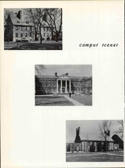 Page 14, 1957 Edition, Franklin and Marshall College - Oriflamme Yearbook (Lancaster, PA) online yearbook collection