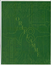 1978 Edition, Franklin and Marshall College - Oriflamme Yearbook (Lancaster, PA)