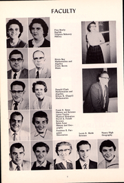 Page 10, 1957 Edition, Washington Junior High School - Surveyor Yearbook (Toledo, OH) online yearbook collection