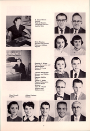 Page 11, 1957 Edition, Washington Junior High School - Surveyor Yearbook (Toledo, OH) online yearbook collection