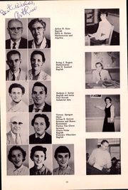 Page 12, 1957 Edition, Washington Junior High School - Surveyor Yearbook (Toledo, OH) online yearbook collection