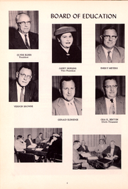 Page 6, 1957 Edition, Washington Junior High School - Surveyor Yearbook (Toledo, OH) online yearbook collection