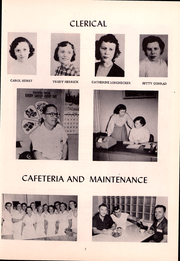 Page 9, 1957 Edition, Washington Junior High School - Surveyor Yearbook (Toledo, OH) online yearbook collection