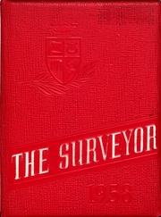 1958 Edition, Washington Junior High School - Surveyor Yearbook (Toledo, OH)