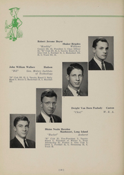 Page 23, 1942 Edition, Western Reserve Academy - Hardscrabble Yearbook (Hudson, OH) online yearbook collection