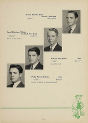 Page 30, 1942 Edition, Western Reserve Academy - Hardscrabble Yearbook (Hudson, OH) online yearbook collection