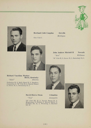 Page 32, 1942 Edition, Western Reserve Academy - Hardscrabble Yearbook (Hudson, OH) online yearbook collection