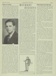 Page 13, 1945 Edition, Western Reserve Academy - Hardscrabble Yearbook (Hudson, OH) online yearbook collection