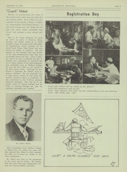 Page 9, 1945 Edition, Western Reserve Academy - Hardscrabble Yearbook (Hudson, OH) online yearbook collection