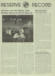 Page 9, 1946 Edition, Western Reserve Academy - Hardscrabble Yearbook (Hudson, OH) online yearbook collection