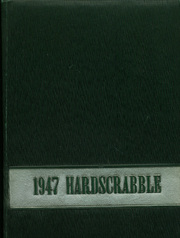 Page 1, 1947 Edition, Western Reserve Academy - Hardscrabble Yearbook (Hudson, OH) online yearbook collection