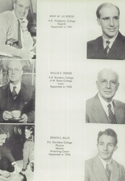 Page 41, 1947 Edition, Western Reserve Academy - Hardscrabble Yearbook (Hudson, OH) online yearbook collection