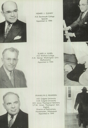 Page 42, 1947 Edition, Western Reserve Academy - Hardscrabble Yearbook (Hudson, OH) online yearbook collection