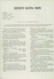 Page 44, 1947 Edition, Western Reserve Academy - Hardscrabble Yearbook (Hudson, OH) online yearbook collection