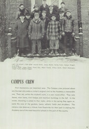 Page 47, 1947 Edition, Western Reserve Academy - Hardscrabble Yearbook (Hudson, OH) online yearbook collection