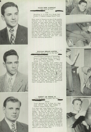 Page 52, 1947 Edition, Western Reserve Academy - Hardscrabble Yearbook (Hudson, OH) online yearbook collection