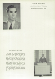 Page 13, 1954 Edition, Western Reserve Academy - Hardscrabble Yearbook (Hudson, OH) online yearbook collection
