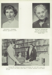 Page 15, 1954 Edition, Western Reserve Academy - Hardscrabble Yearbook (Hudson, OH) online yearbook collection