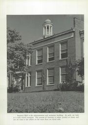 Page 16, 1954 Edition, Western Reserve Academy - Hardscrabble Yearbook (Hudson, OH) online yearbook collection