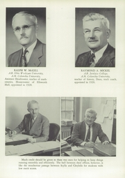 Page 17, 1954 Edition, Western Reserve Academy - Hardscrabble Yearbook (Hudson, OH) online yearbook collection