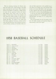 Page 127, 1958 Edition, Western Reserve Academy - Hardscrabble Yearbook (Hudson, OH) online yearbook collection