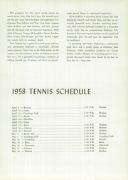Page 129, 1958 Edition, Western Reserve Academy - Hardscrabble Yearbook (Hudson, OH) online yearbook collection