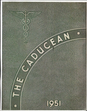 1951 Edition, Ohio State University College of Medicine - Caducean Yearbook (Columbus, OH)
