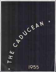 1955 Edition, Ohio State University College of Medicine - Caducean Yearbook (Columbus, OH)